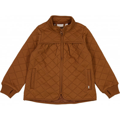 Wheat Outerwear Limited Edition Thermo Jacket Thilde Thermo 3023 nutella