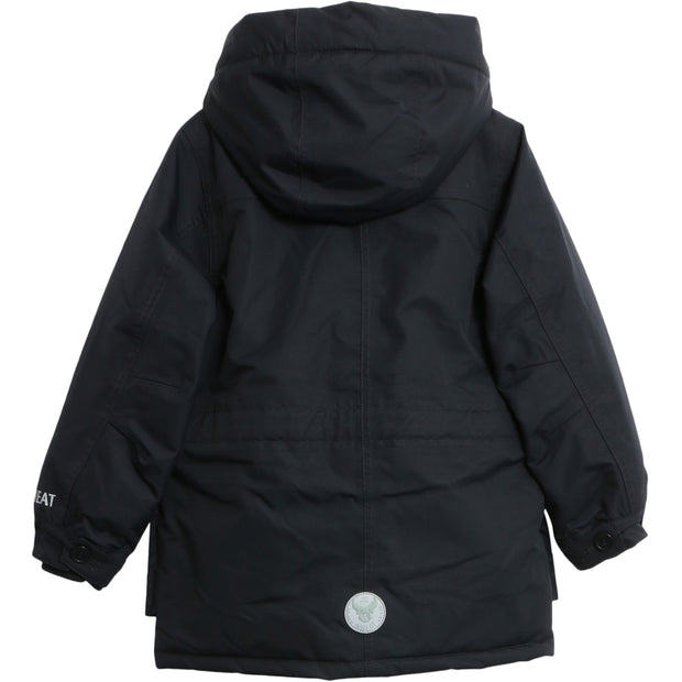 Wheat Outerwear Parka Leo Tech Jackets 1378 midnight blue