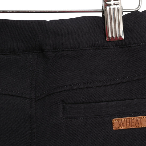 Wheat Sweatpant Frank Trousers 1378 midnight blue
