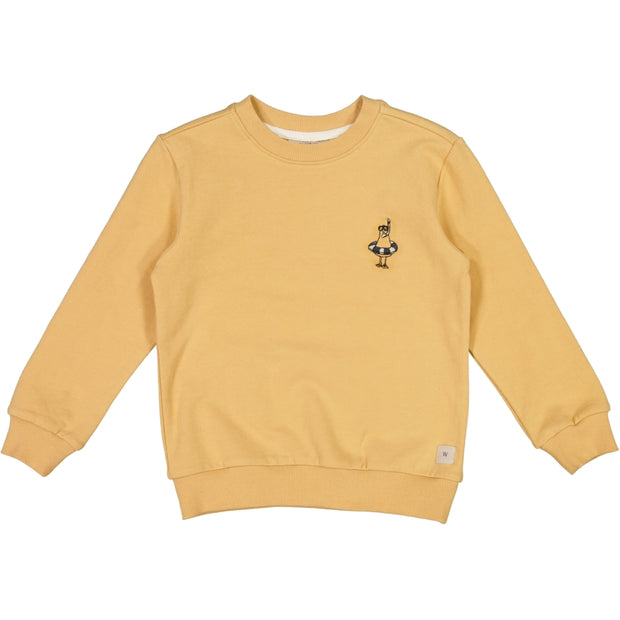 Wheat Sweatshirt Ivano Sweatshirts 5086 taffy