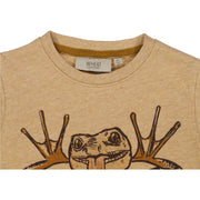 Wheat T-skjorte Frog Jersey Tops and T-Shirts 3233 warm melange