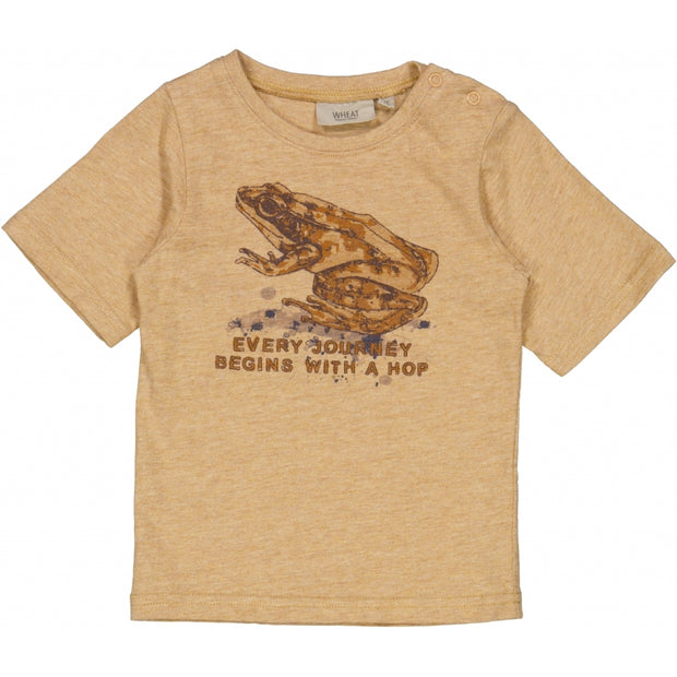 Wheat T-skjorte Hop Jersey Tops and T-Shirts 3233 warm melange
