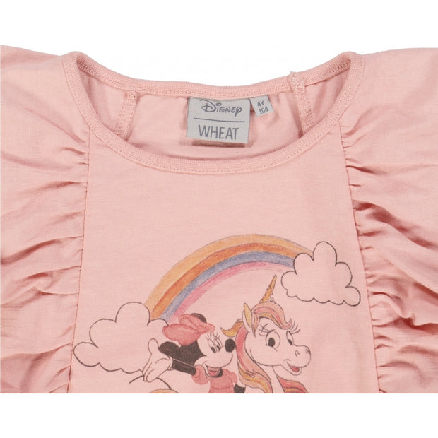 Disney/Marvel T-skjorte Unicorn Minnie Jersey Tops and T-Shirts 2270 misty rose