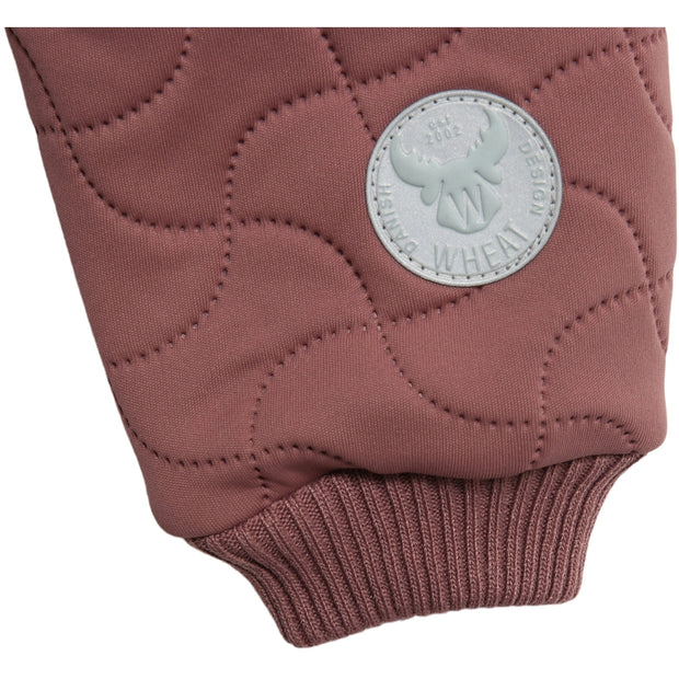 Wheat Outerwear Thermo Pants Alex Thermo 2378 plum