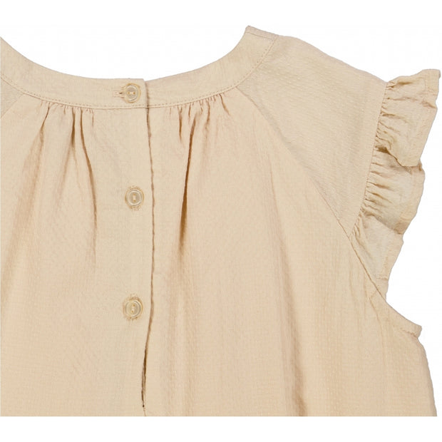 Wheat Topp Emily Shirts and Blouses 1012 alabaster