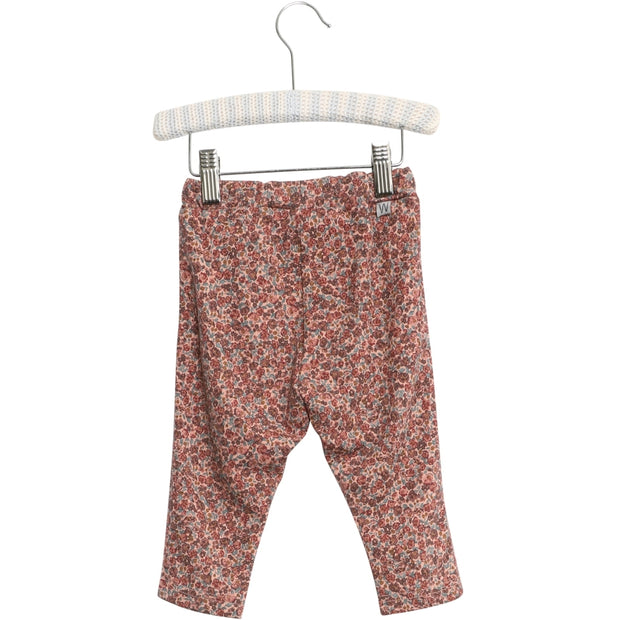 Wheat Trousers Bille Trousers 2276 misty rose flowers