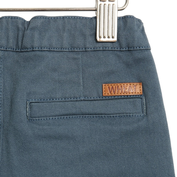 Wheat Trousers Slim Orla Trousers 1194 blue denim