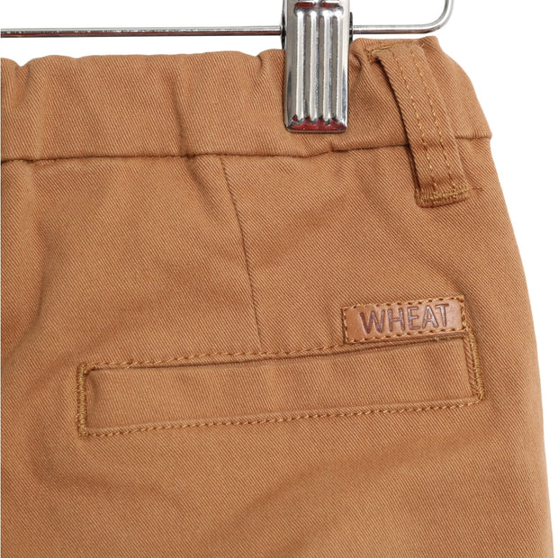 Wheat Trousers Slim Orla Trousers 5074 dark camel