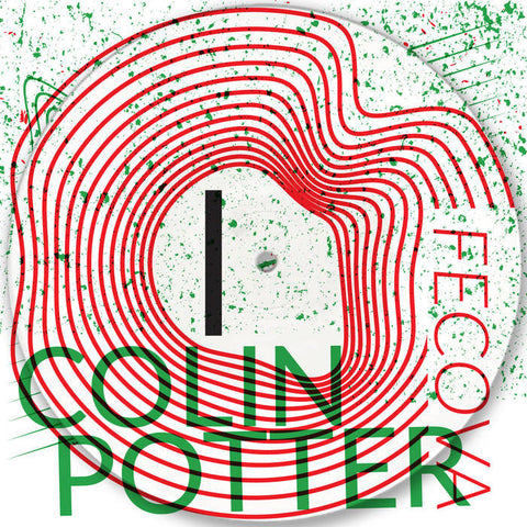 "Colin Potter  Ltd. ed. 7"" Lathe-cut  SOLD OUT!"