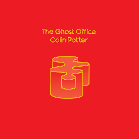 Colin Potter  'The Ghost Office' Double LP *SORRY, SOLD OUT*