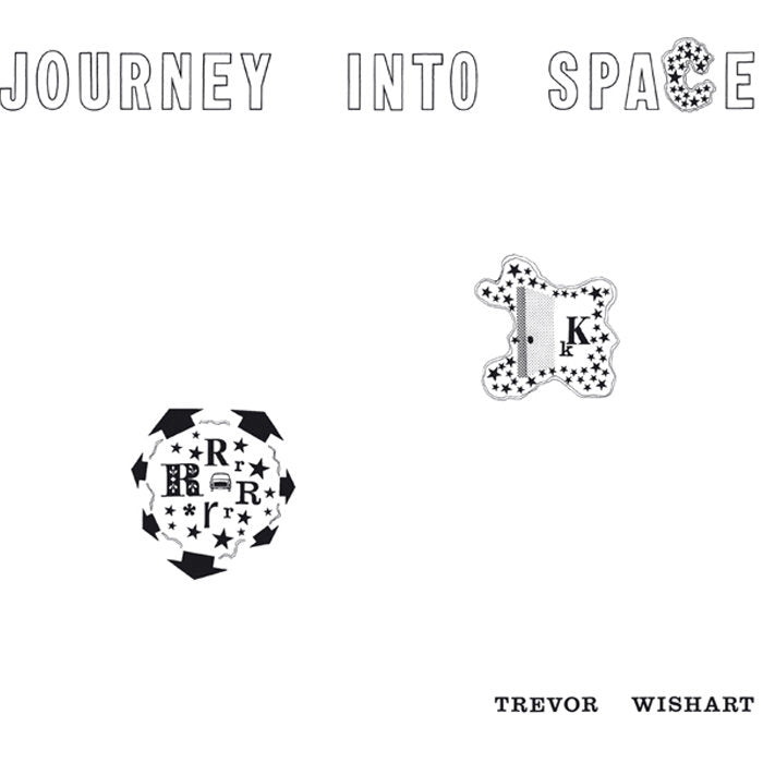 Trevor Wishart  'Journey into Space'  CD