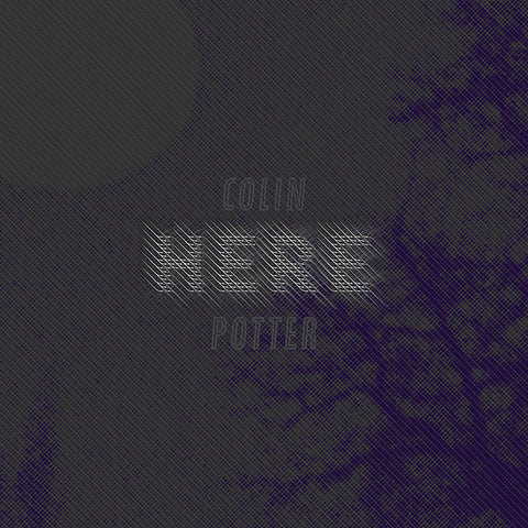 Colin Potter   'Here'  Double LP