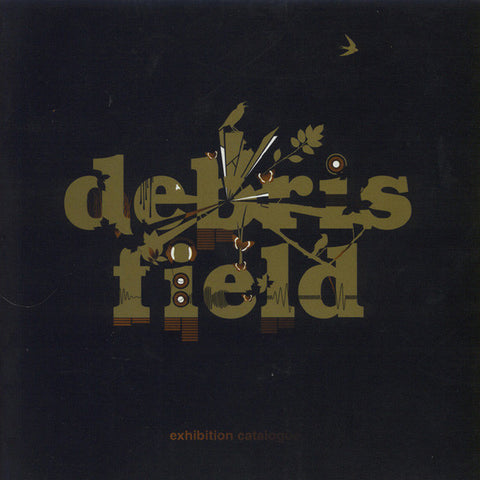 Chasse, Mouldycliff, Potter, Rowe - Debris Field CD