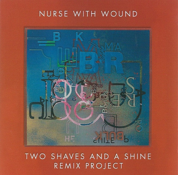 Two Shaves and a Shine remix project CD