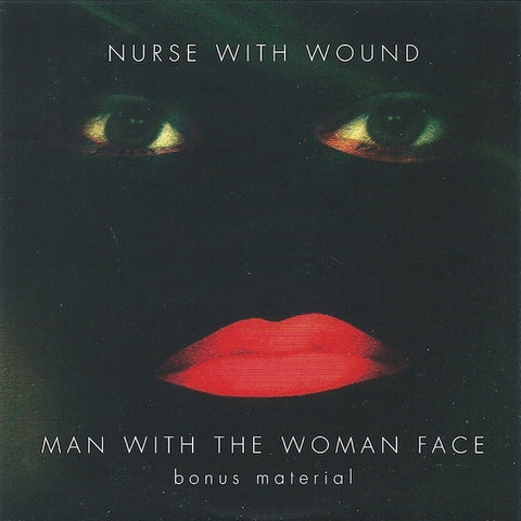 Man With The Woman Face BONUS DISC