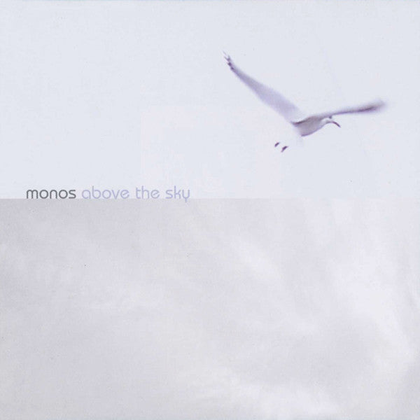 Monos - Above The Sky CD