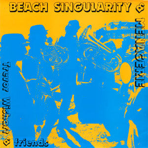 Trevor Wishart ORIGINAL VINYL! 'Beach Singularity Menagerie' CD