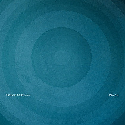 Richard Garet 'Areal' CD