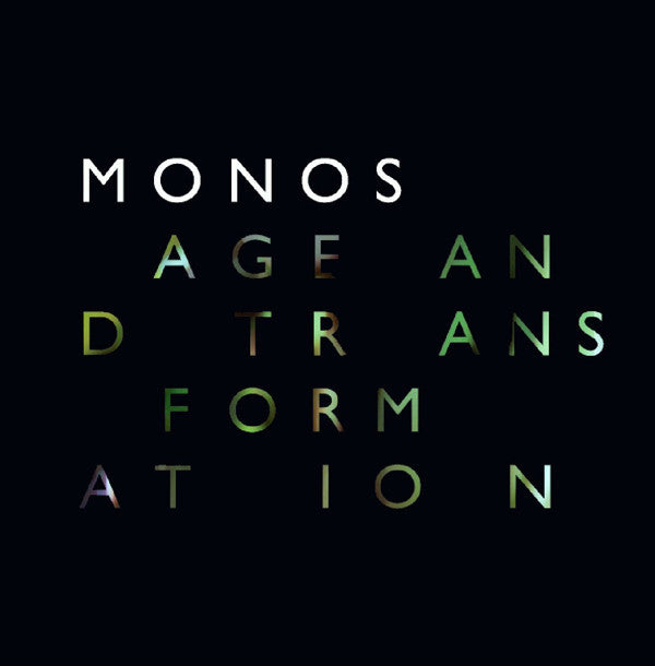 Monos 'Age & Transformation/Aged & Transformed'  2CD