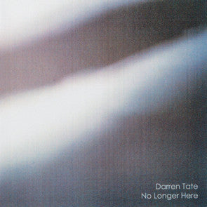 Darren Tate 'No Longer Here' CD