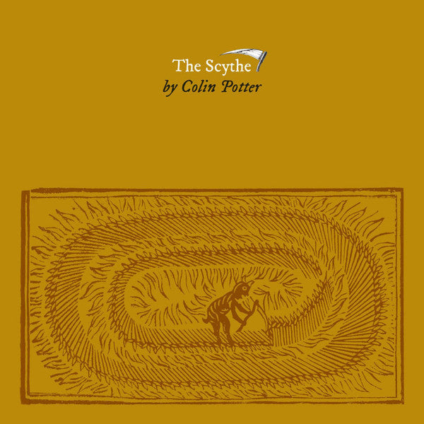 Colin Potter 'The Scythe' LP ***SORRY, SOLD OUT***