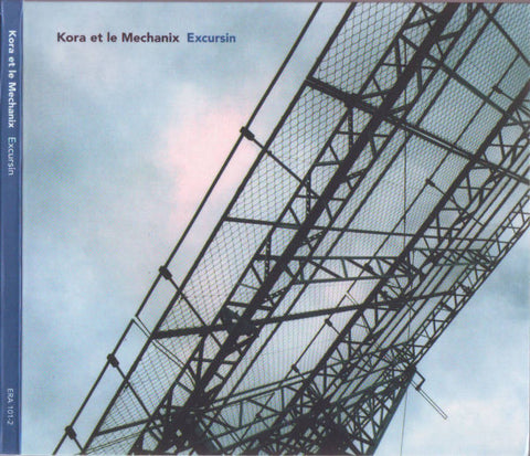 Kora et le Mechanix 'Excursin' CD