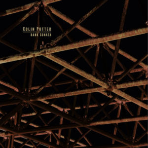Colin Potter  'Rank Sonata' clear vinyl LP £14.99