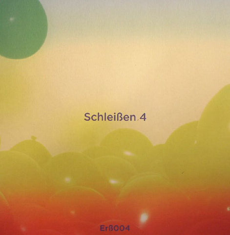Potter, Natalizia, Zen  'Schleissen 4' LP Back in stock!