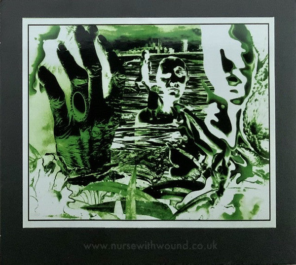 Nurse With Wound 'Arcane Reawakening X' Handmade Limited Edition CD