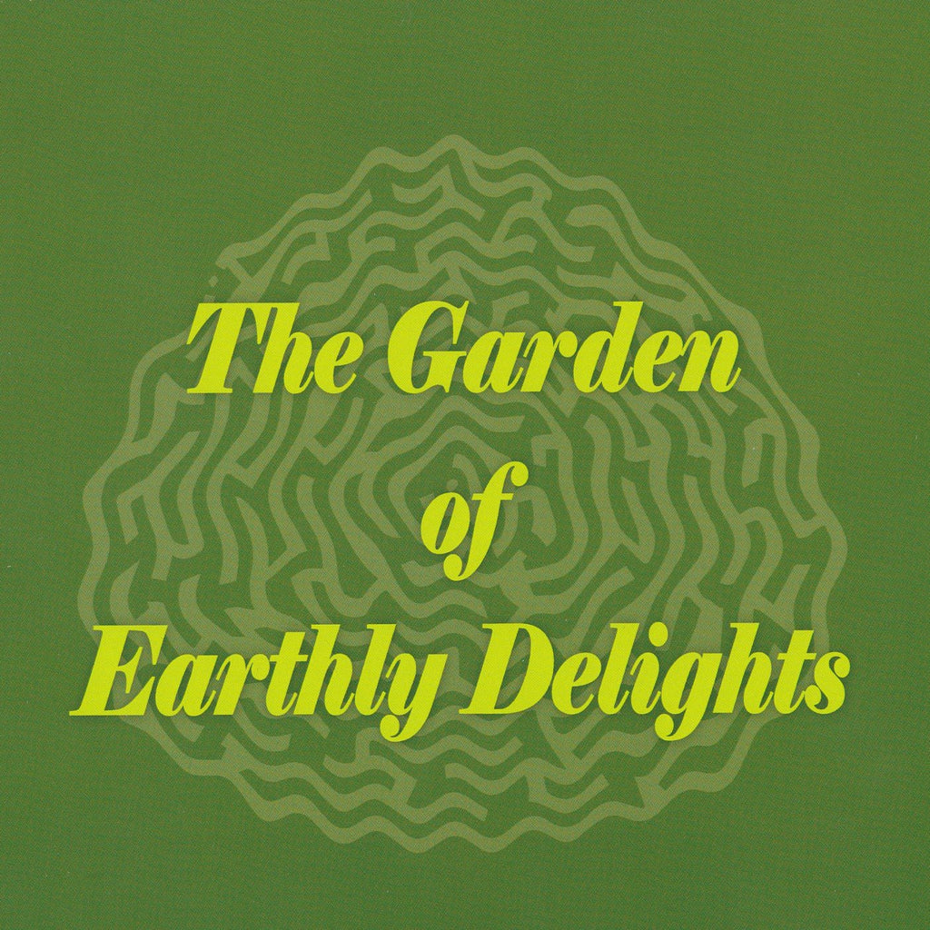 Trevor Wishart  'The Garden of Earthly Delights' CD with booklet