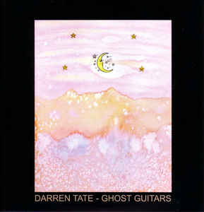 Darren Tate  'Ghost Guitars'  CDR