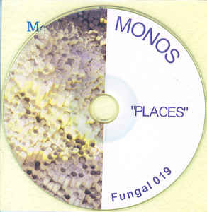Monos ‎ 'Places'  CDR