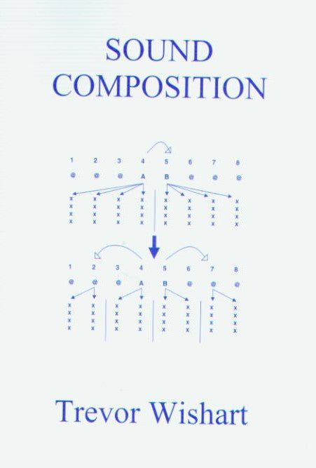 Trevor Wishart 'Sound Composition'  Book