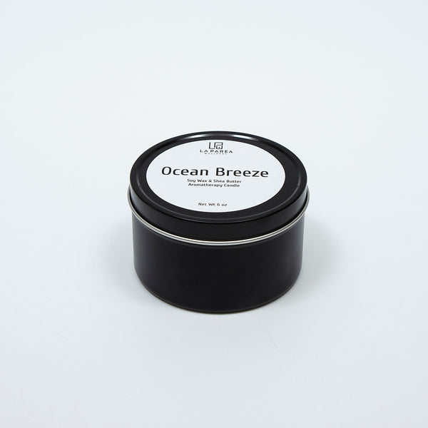 Ocean Breeze Luxury Soy Wax Candle
