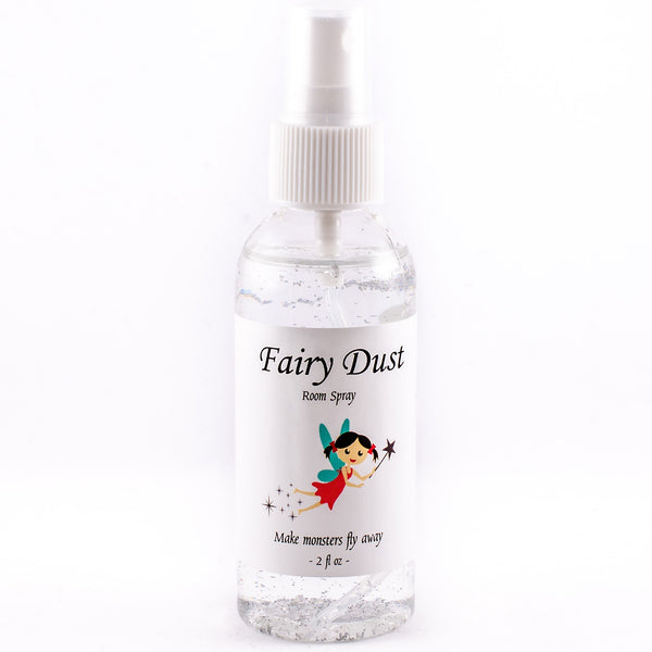 Kids Room Spray Pure Essential Oils,Fairy Dust Room Spray, Keep Monsters Away, Bedtime Story Spray - LAPIXIE WELLNESS