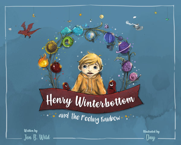 Henry Winterbottom and the Feeling Rainbow - LAPIXIE WELLNESS
