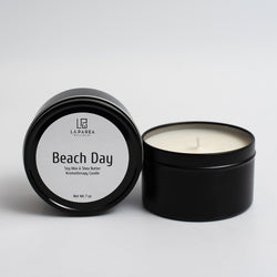 Beach Day Scented Soy Candle