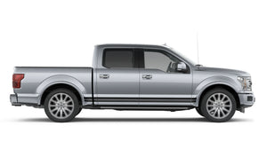 Rockers Side Stripes for Ford F-150 2015-2020 mk13 graphics stripe kit decals