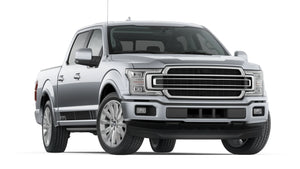Ford F-150 2015-2018 mk13 F150 Logo graphics side stripe decal sticker