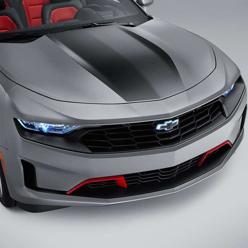 Chevrolet Camaro 2019 Stinger Style Hood package spider stripes, vinyl graphic