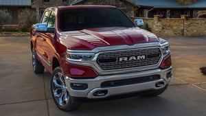 Hood graphics for Dodge RAM the all-new 2019 sticker, decals kit