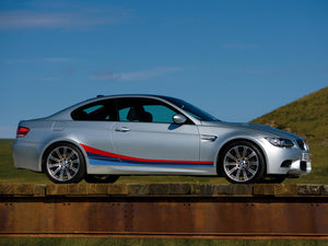 Side Stripe Graphics for BMW 3 Series E92 Coupe M Performance, sticker decals