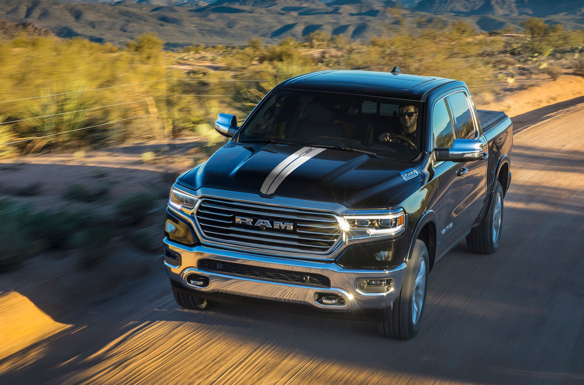 Center Hood Decals For Dodge Ram The All New 2019 Sticker