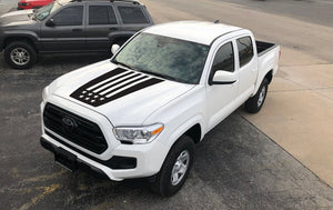Center Hood decal for Toyota Tacoma TRD Sport Sticker Graphics