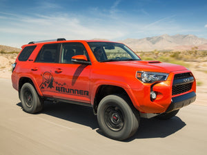 Toyota 4Runner TRD Sport mountains expedition graphics side stripe decal