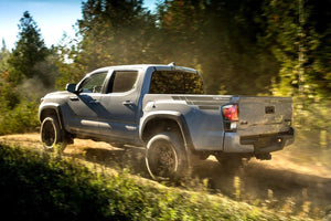 Toyota Tacoma TRD side bed graphics decal sticker model 4