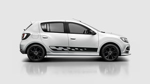 Renault Sandero RS Dacia side graphics decal RS style