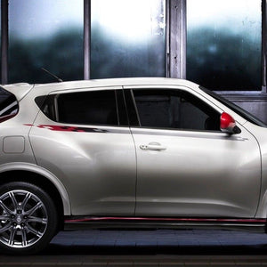 Nissan Juke - Nismo Side Stripe Decal, Nimo Decal Graphics Decal