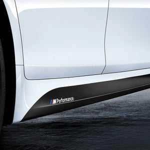 BMW F10 F11 5 Series side skirt stickers decals M SPORT MPerformance