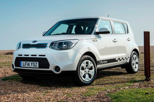Kia Soul 2014-2018 side graphics decal sticker logo